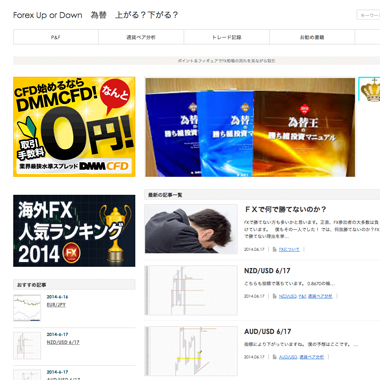 ForexUpOrDown.com